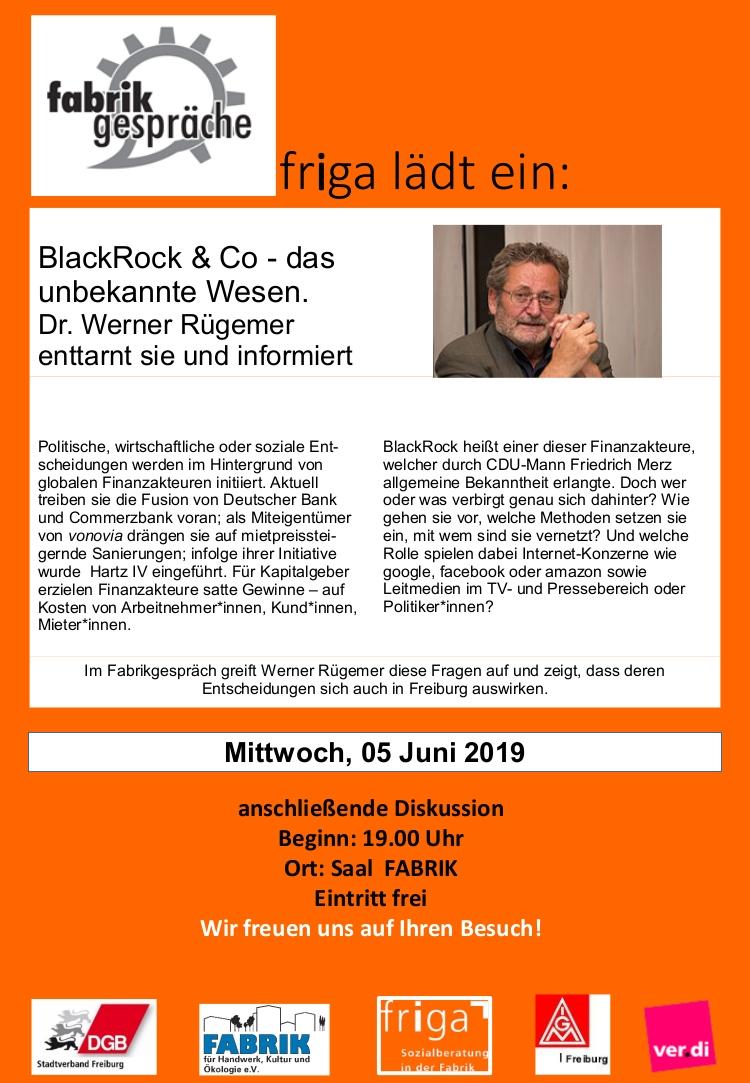 BlackRock & Co - das unbekannte Wesen.